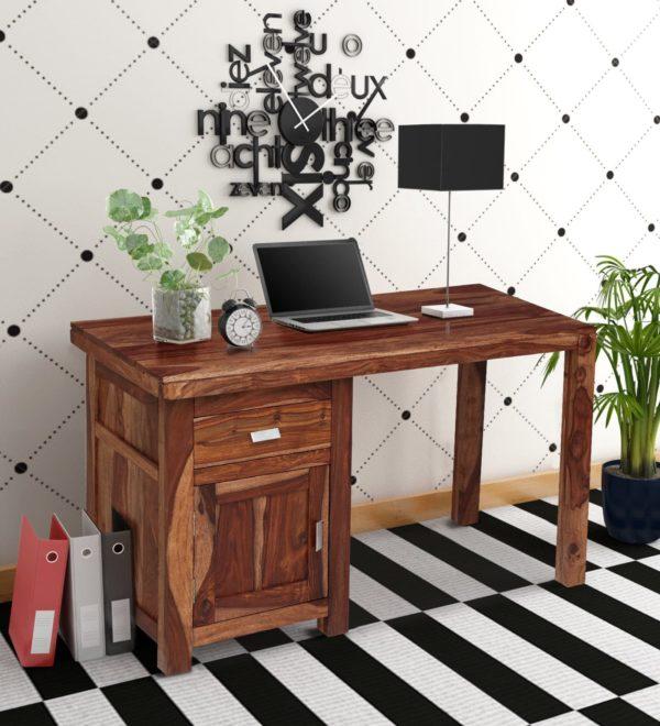 Sheesham Solid Wood Study Computer Table