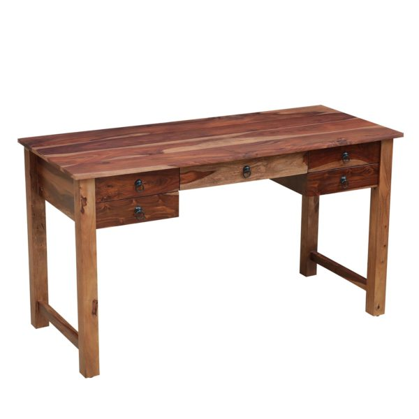 Sheesham Solid Wood Study Computer Table