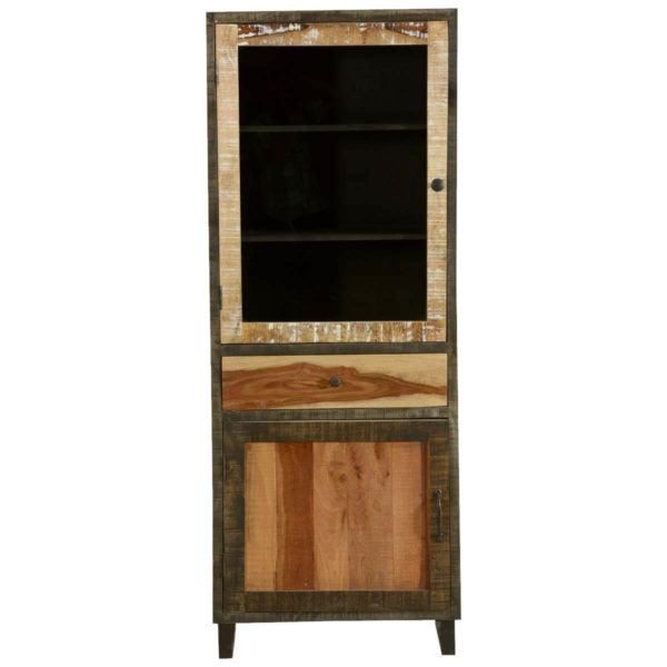 solid-wood-distress-Finish-Wardrobe
